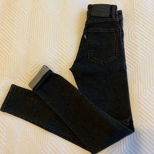 NWOT Levi's 721 High rise skinny jean